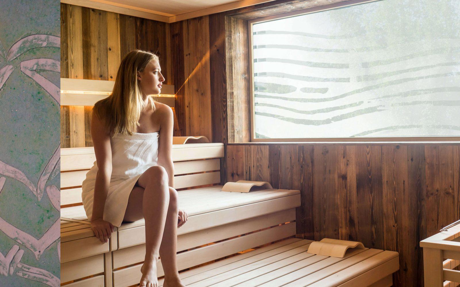 Hotel Restaurant Keplingerwirt – Sauna