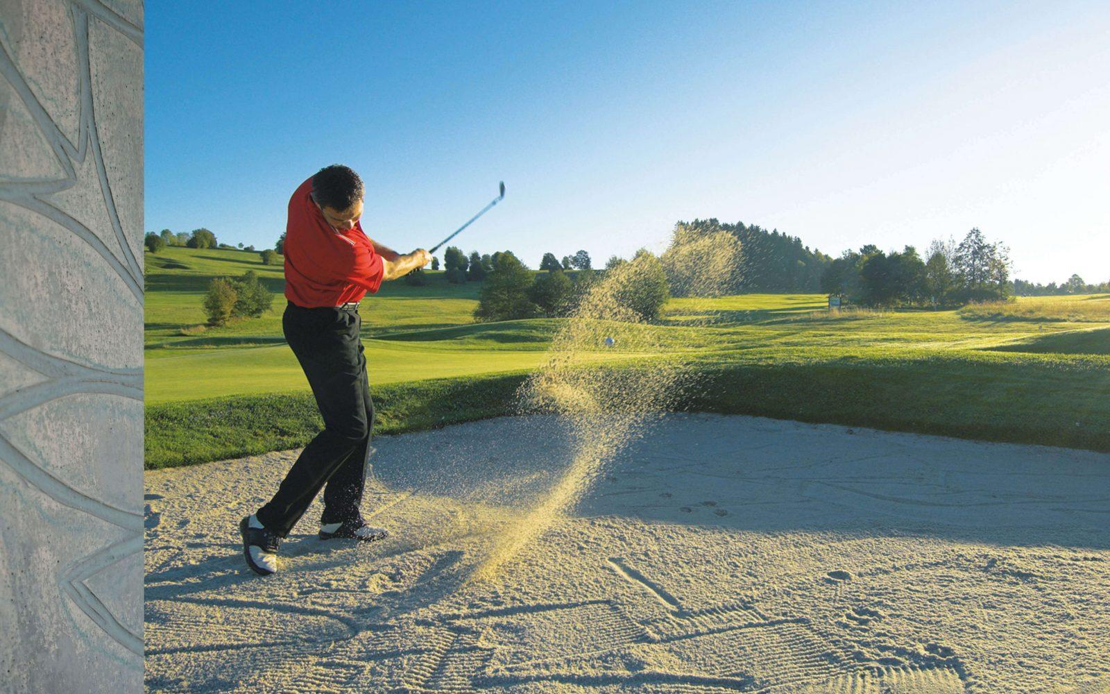 Hotel Keplingerwirt – Golf