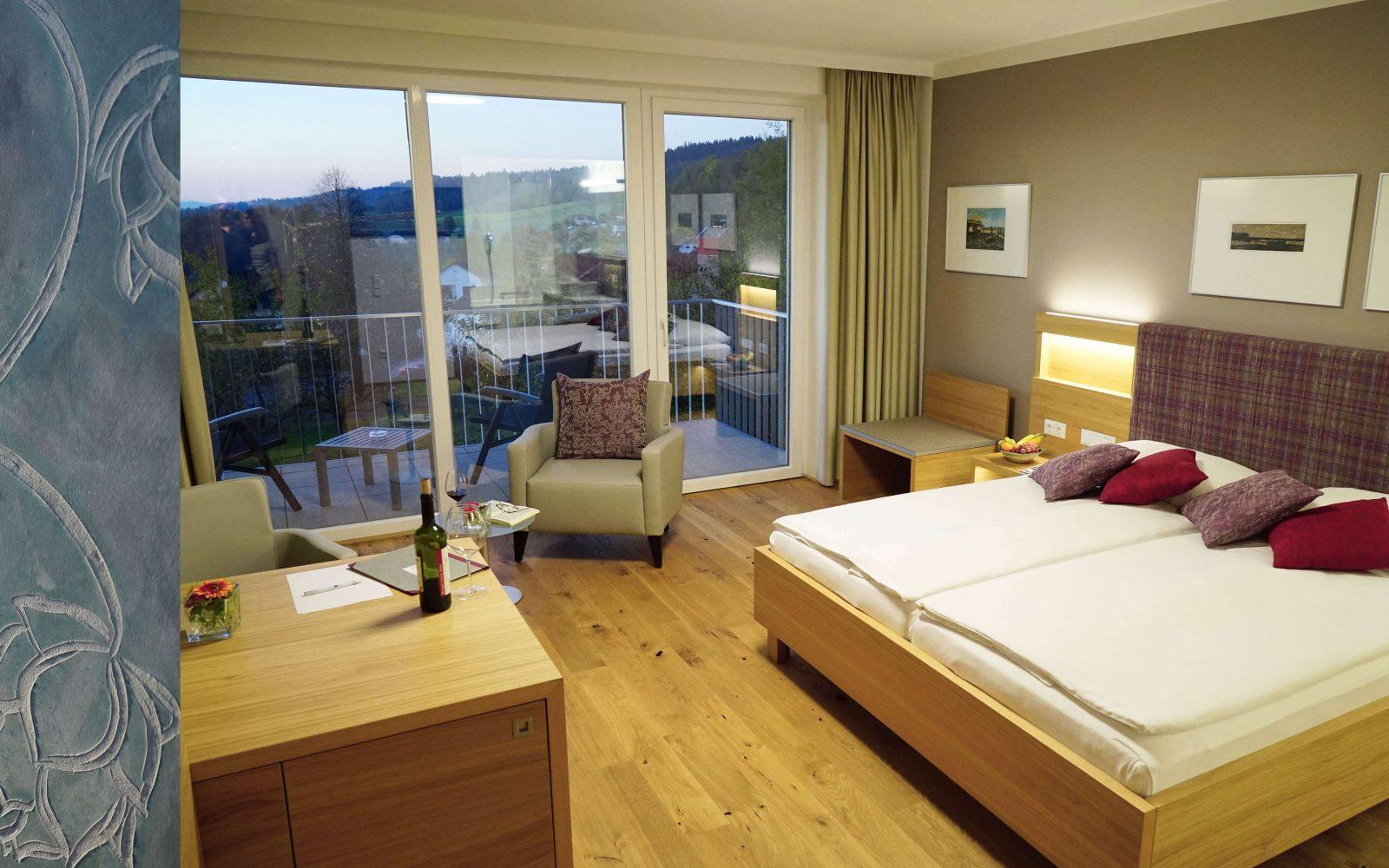 Hotel Restaurant Keplingerwirt – Zimmer