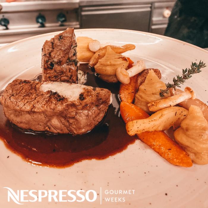 Nespresso Gourmet Weeks 2020 Keplingerwirt